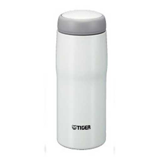 【日本直邮】虎牌/Tiger  男女办公用不锈钢保温杯 0.48ml   MJA-A048-WP(奶白色)