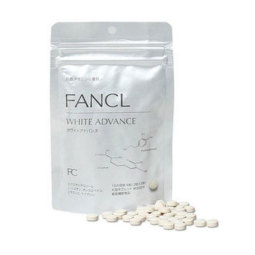 芳珂/FANCL再生亮白营养素/亮白素 180粒(30日份) 5383