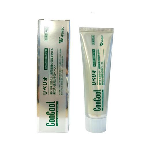 CONCOOL 美白防蛀牙膏 80g 防牙周病消炎去口臭 80g