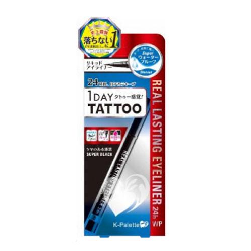 K-PATETTE TATTOO 24小时眼线液笔 SB/NB