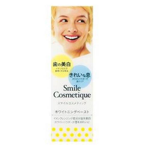 SMILE COSMETIQUE 美白去牙渍牙膏 2瓶