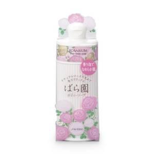 【日本直邮】资生堂/Shiseido  玫瑰园rosarium身体系列沐浴液 300ml