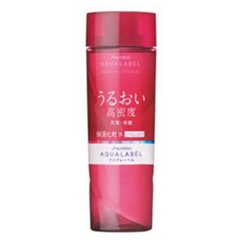 资生堂水之印/ AQUALABEL高密度保湿化妆水/爽肤水 200ml 倍润型
