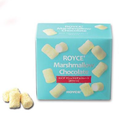 罗伊斯/ROYCE 北海道白巧克力棉花糖 3盒装