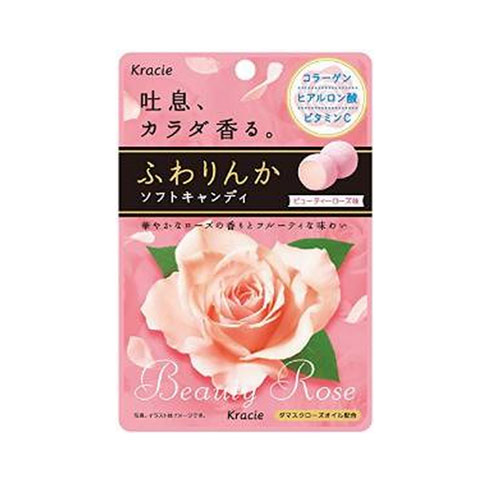嘉宝娜 / KRACIE 神奇玫瑰香体糖超Q软糖 32g
