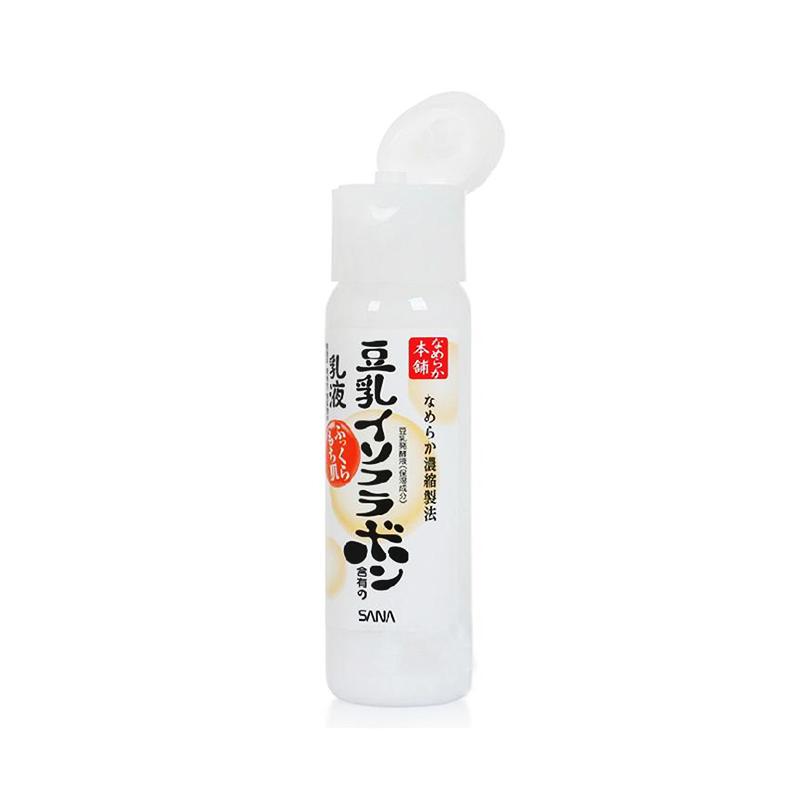 【香港直邮】【2件装 包邮包税】日本SANA豆乳保湿美肌补水乳液 白色150ml/瓶