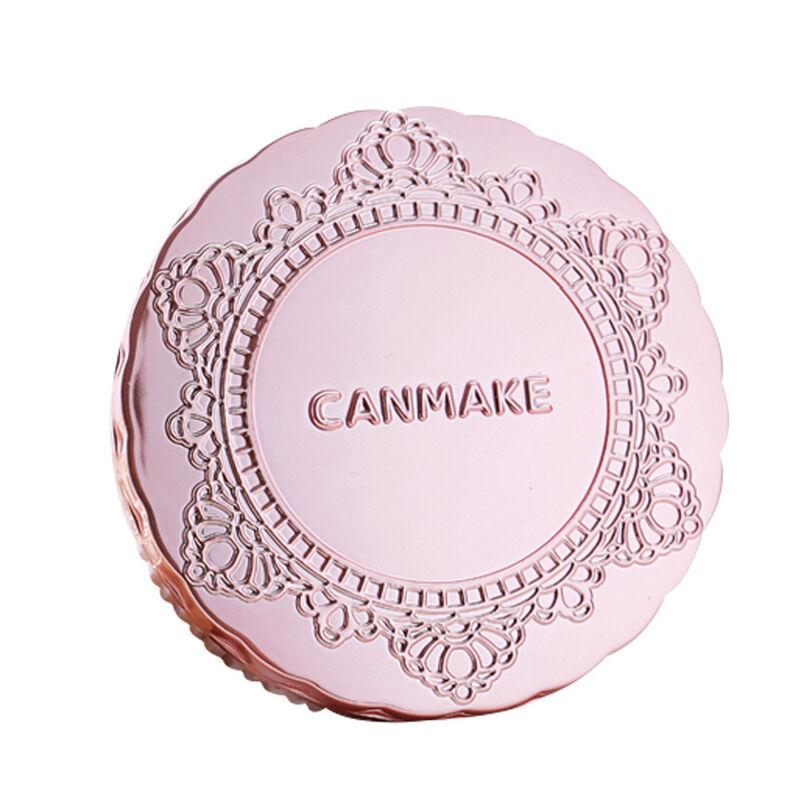 【香港直邮】井田/CANMAKE 棉花糖控油蜜粉饼 10g/盒 PN珠光粉嫩色