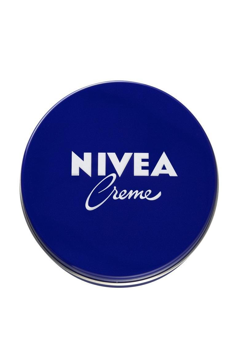 【香港直邮】妮维雅/NIVEA 蓝罐铁盒万用面霜长效护手霜身体乳169g/盒