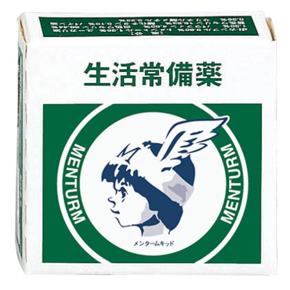 【香港直邮】日本OMI近江兄弟Menturm皮肤软膏15g/支