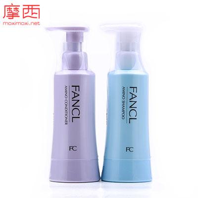 芳珂/FANCL 氨基酸健发洗发水+护发素各250ml 3059
