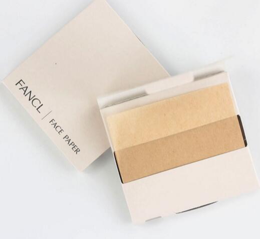 芳珂/FANCL  面油纸 100张 x 3个