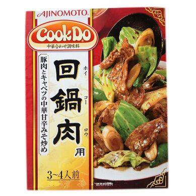【包邮】【中国现货】味之素/AJINOMOTO  cookdo 日式中华回锅肉调料 3-4人份