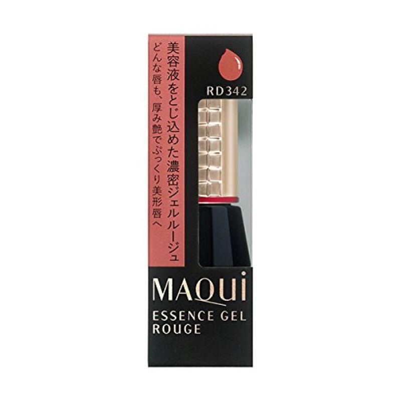 【日本直邮】资生堂/Shiseido  MAQUILLAGE 心机彩妆微晶蜜口红 RD342 6G
