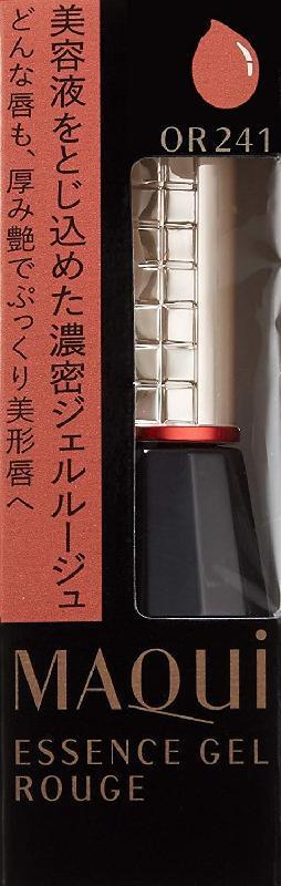 【日本直邮】资生堂/Shiseido  MAQUILLAGE 心机彩妆微晶蜜口红 OR241 6g
