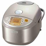【日本直邮】象印/ZOJIRUSHI 微电脑IH压力电饭煲 电饭锅 NP-NV18-XA 1L