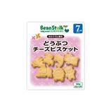 BEAN STALK  7个月以上宝宝适用动物芝士饼干 K084 1盒装(25g*2包)