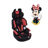 【日本直邮】西松屋 Disneyzone系列  米妮图案高靠背儿童汽车安全座椅
