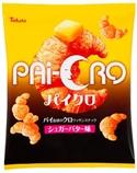 【日本直邮】东鸽派小黑糖奶油味70克×12袋