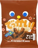 【日本直郵】東鴿孩子 奶糖玉米巧克力味道165克×10袋