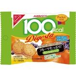 【日本直邮】纳贝斯克100公里カロリーダイジェスタカシスオレンジ20克×10个