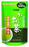 【日本直邮】伊藤园/ITO EN, LTD.  您~茶裙带菜若茎进入绿茶500克