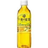 【日本直邮】麒麟午后红茶柠檬茶500 ml×24书