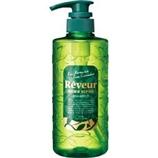 REVEUR 无硅染烫修护型木质香调洗发水 500ml