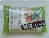 【日本直邮】杂粮魔芋面条(菠菜面)200g
