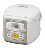 【日本直邮】虎牌/Tiger  JAI-R550系列煮菜煮粥进口小型电饭煲JAI-R550-W白色(2-3用)