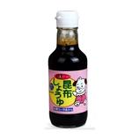 【日本直邮】三井  海带昆布低盐婴儿酱油  200ml