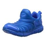 【日本直邮】耐克/Nike  Dynamo Free 毛毛虫婴童运动鞋 蓝410,大童1Y