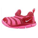 【日本直邮】耐克/Nike  Dynamo Free 毛毛虫婴童运动鞋 红608,大童2Y