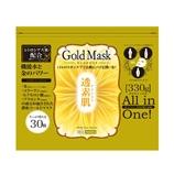 兴合堂 透素肌Gold Mask面膜 30枚装